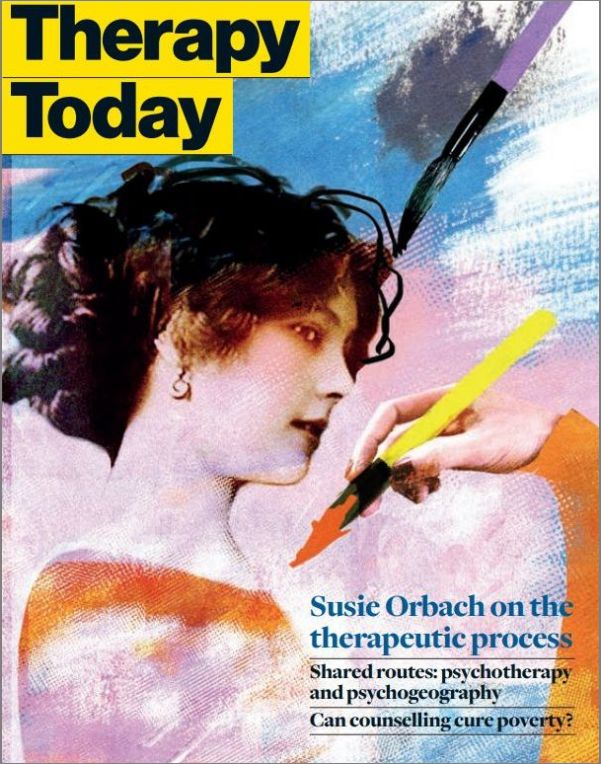 Cover of Therapy Today December 2016