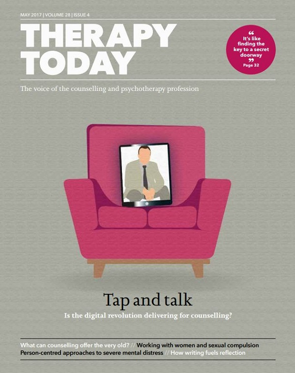 Cover of Therapy Today, May 2017