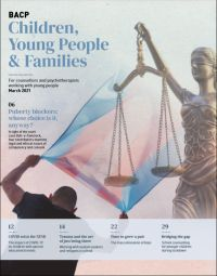 Cover of BACP CYPF March 2021