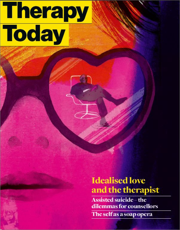 Cover of Therapy Today September 2016