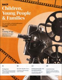 Cover of BACP CYPF June 2021