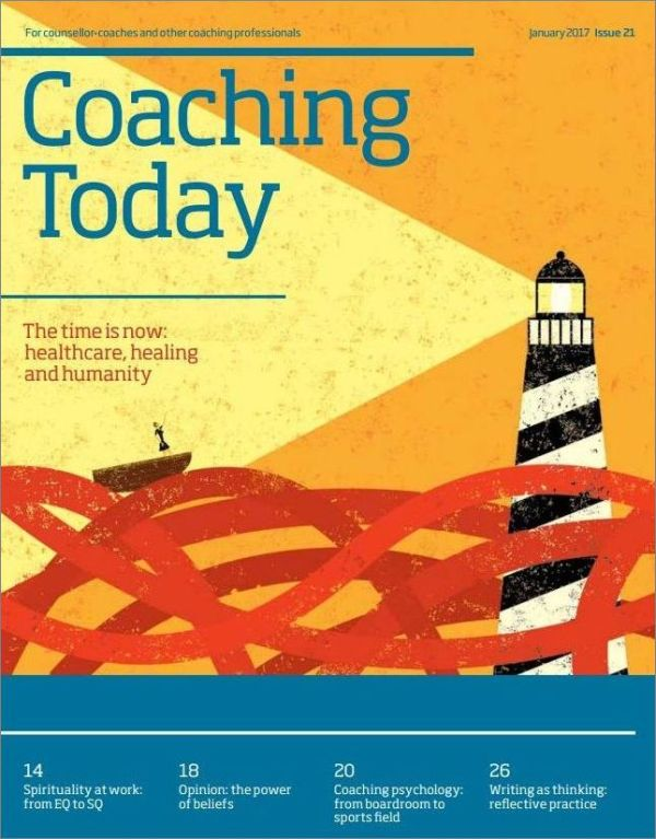 Cover of Coaching Today January 2017