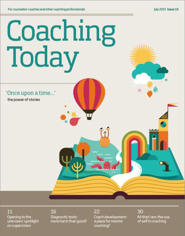Cover of Coaching Today July 2015