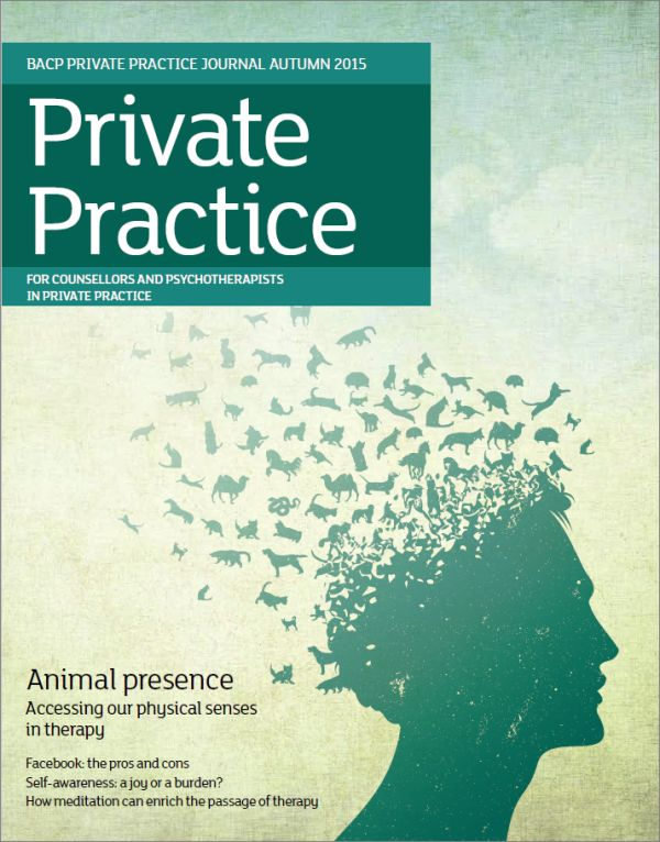 Cover of Private Practice Autumn 2015