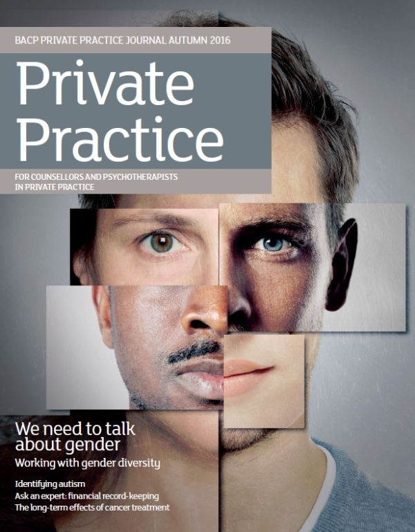 Cover of Private Practice Autumn 2016