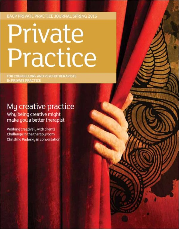 Cover of Private Practice Spring 2015