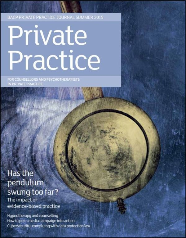 Cover of Private Practice Summer 2015