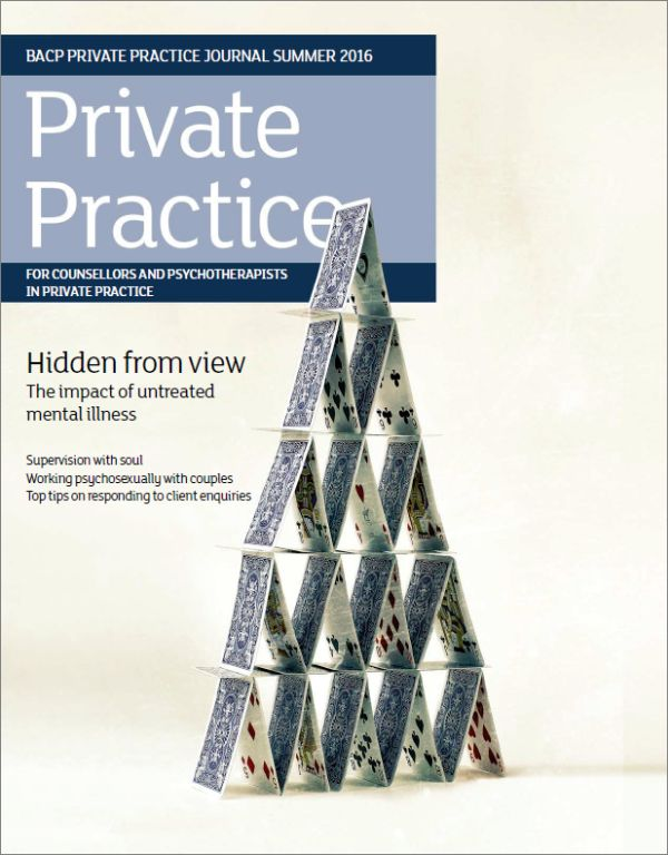 Cover of Private Practice Summer 2016