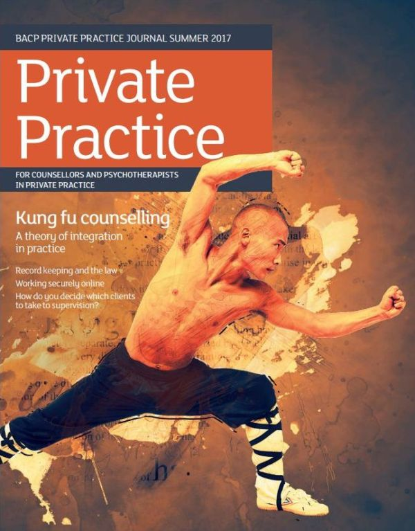 Cover of Private Practice summer 2017
