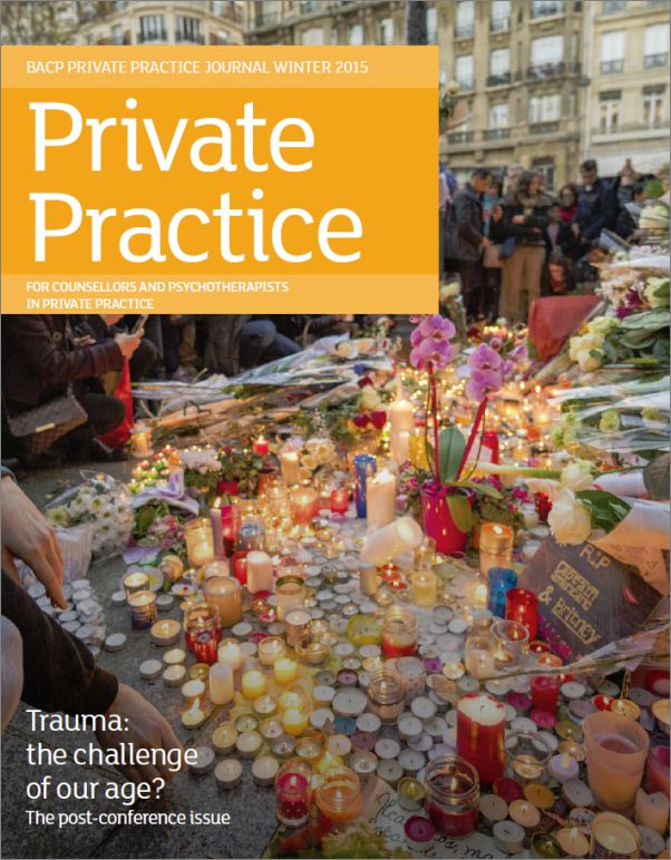 Cover of Private Practice Winter 2015