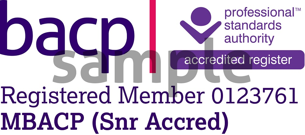 Senior accredited member logo