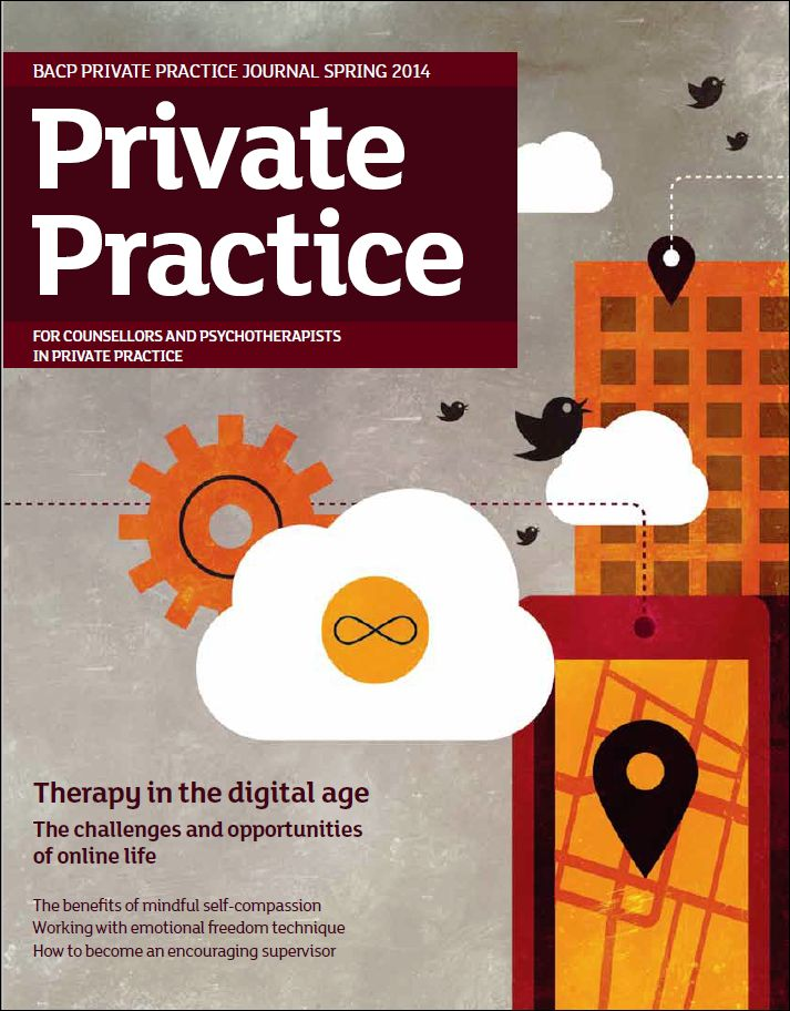 Cover of Private Practice, Spring 2014