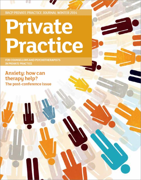 Cover of Private Practice Winter 2014