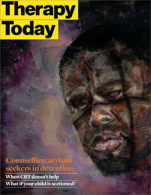 Cover of Therapy Today, May 2015