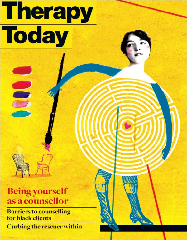 Cover of Therapy Today, March 2015