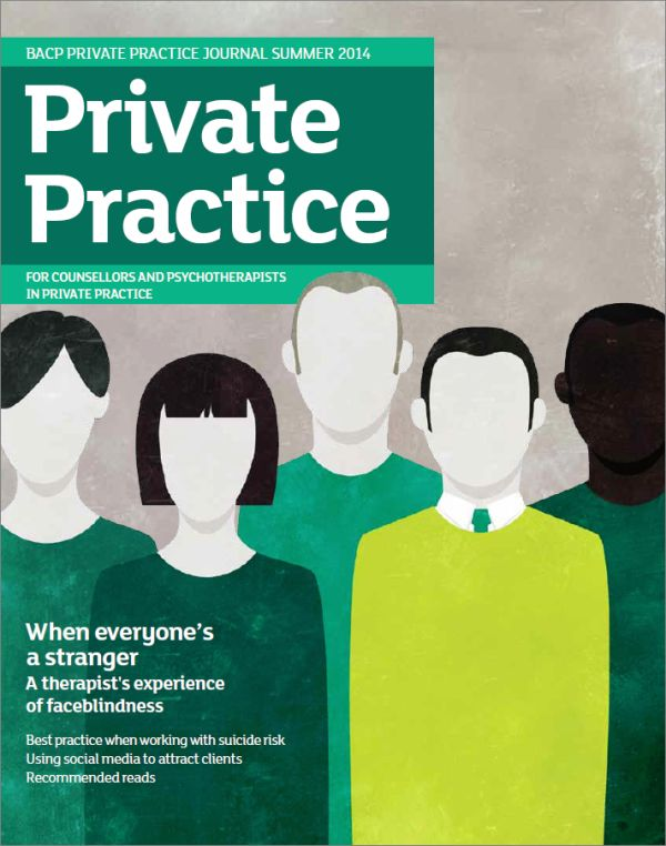 Cover of Private Practice, Summer 2014