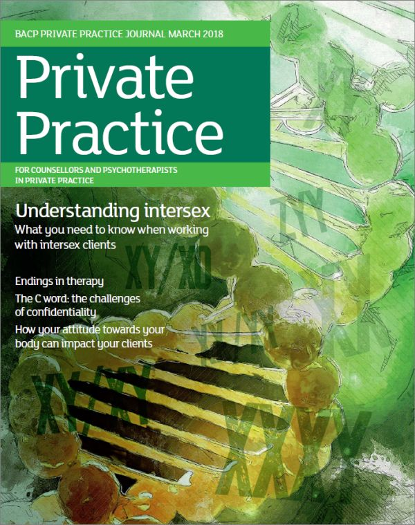Cover of Private Practice, March 2018