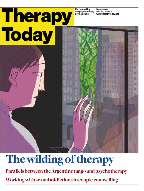 Cover of Therapy Today, March 2011