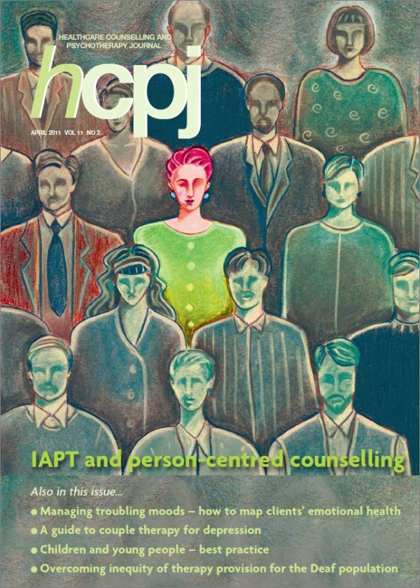 Cover of HCPJ April 2011