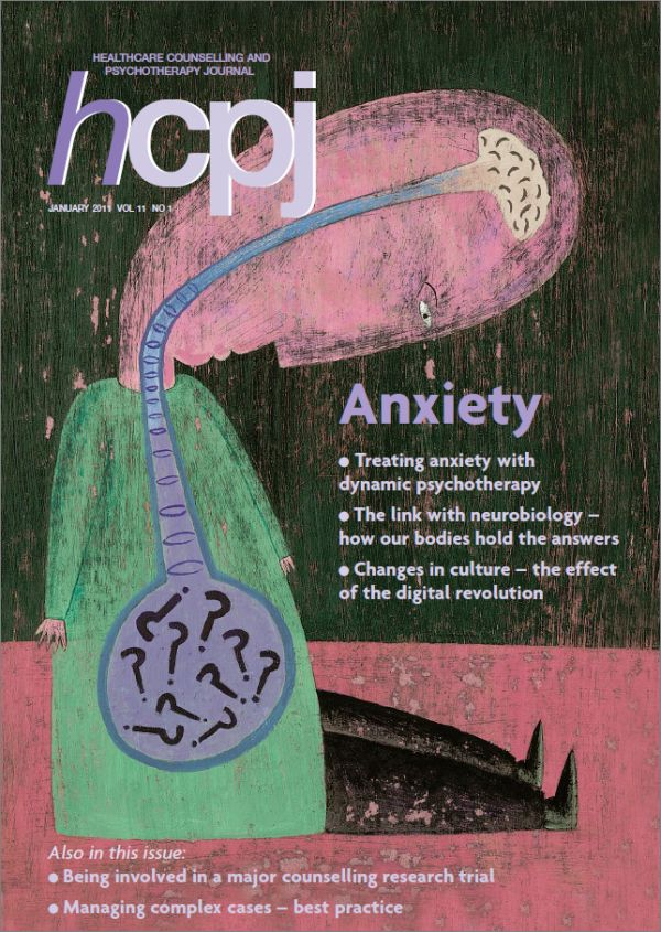 Cover of HCPJ January 2011