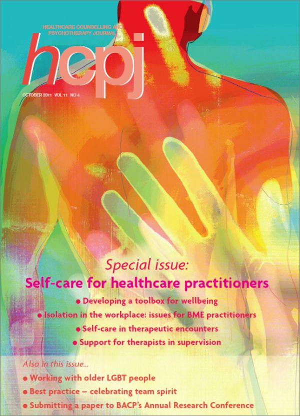 Cover of HCPJ October 2011