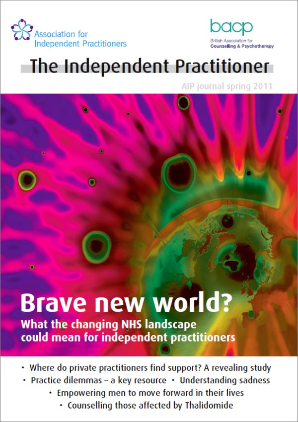 Cover of The Independent Practitioner Spring 2011