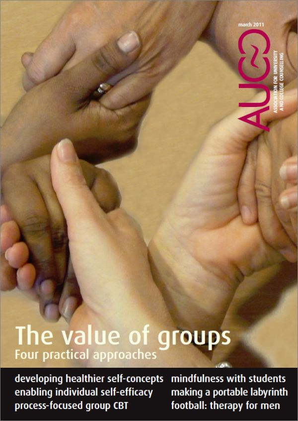 Cover of AUCC, March 2011