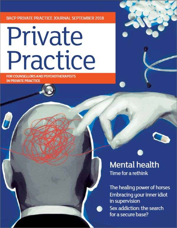Cover of Private Practice, September 2018