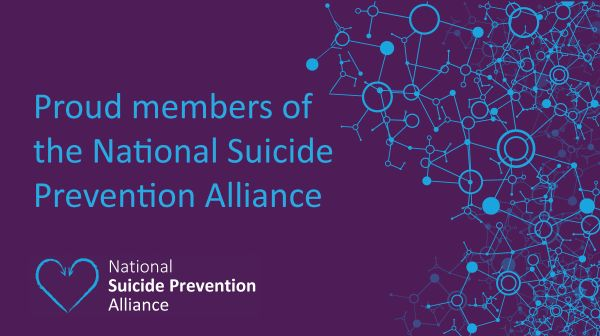 National Suicide Prevention Alliance logo