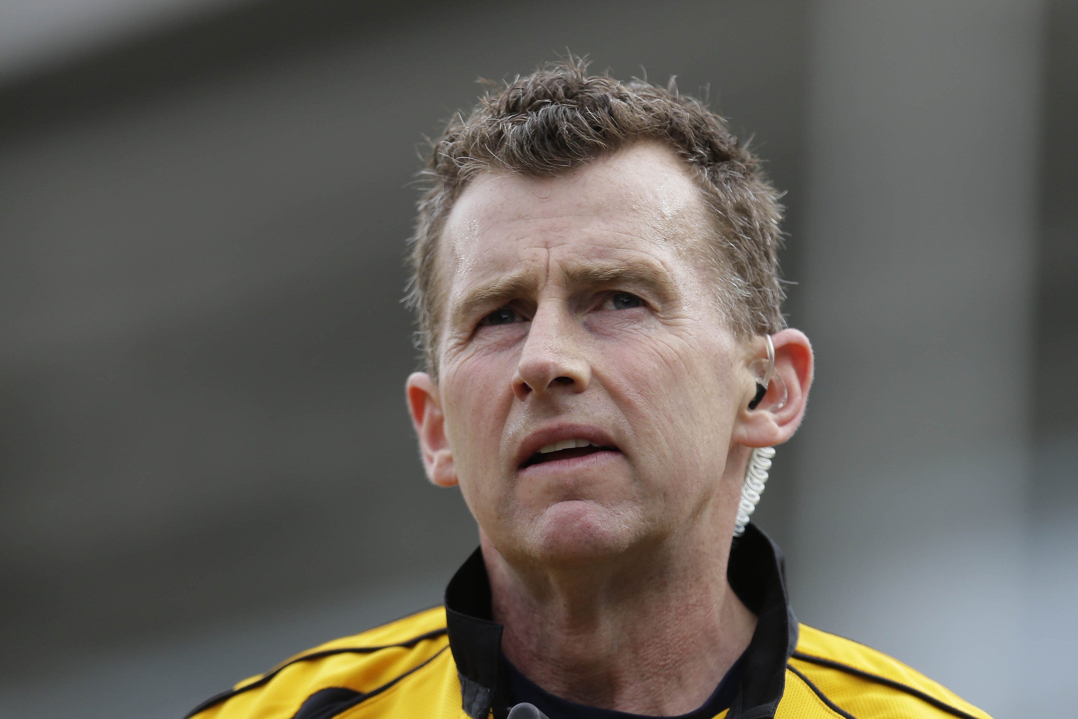 Nigel Owens is one of the most respected referees in world rugby