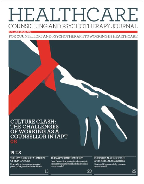 Cover of HCPJ April 2019 issue