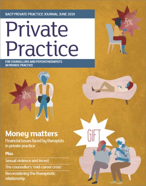 Cover of Private Practice June 2019