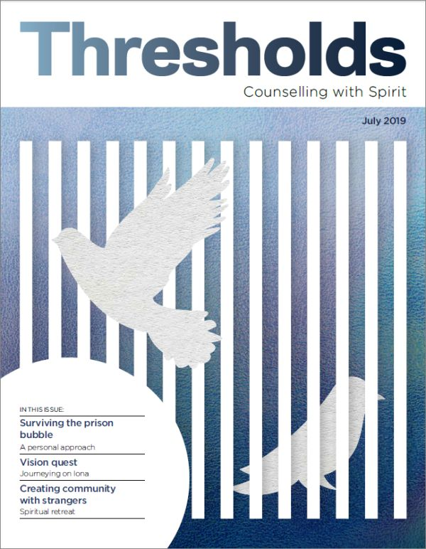 Cover of Thresholds July 2019