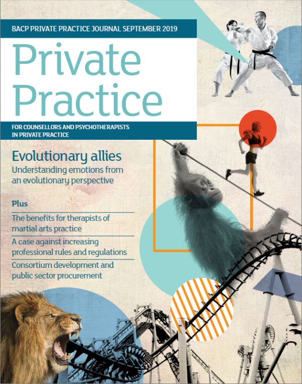 Cover of Private Practice, September 2019