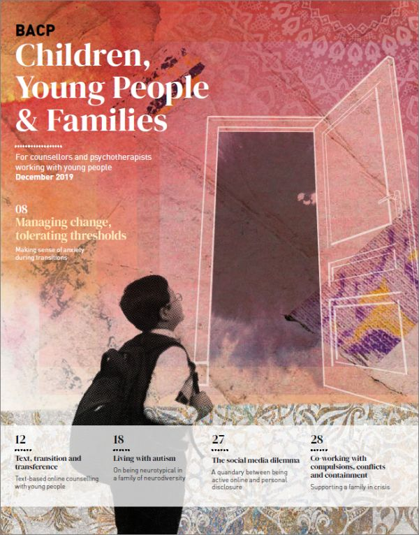 Cover of CYPF journal December 2019