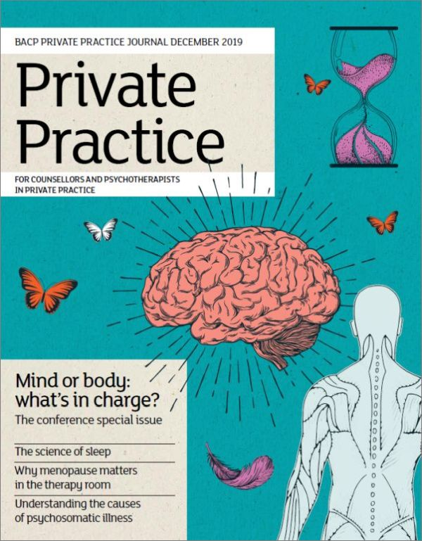 Cover of Private Practice December 2019