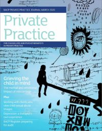 Cover of Private Practice March 2020