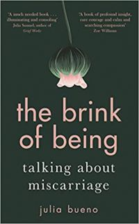 The brink of being