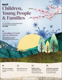 Cover of CYPF June 2020
