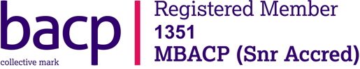 Registered Member MBACP (Senior Accredited)